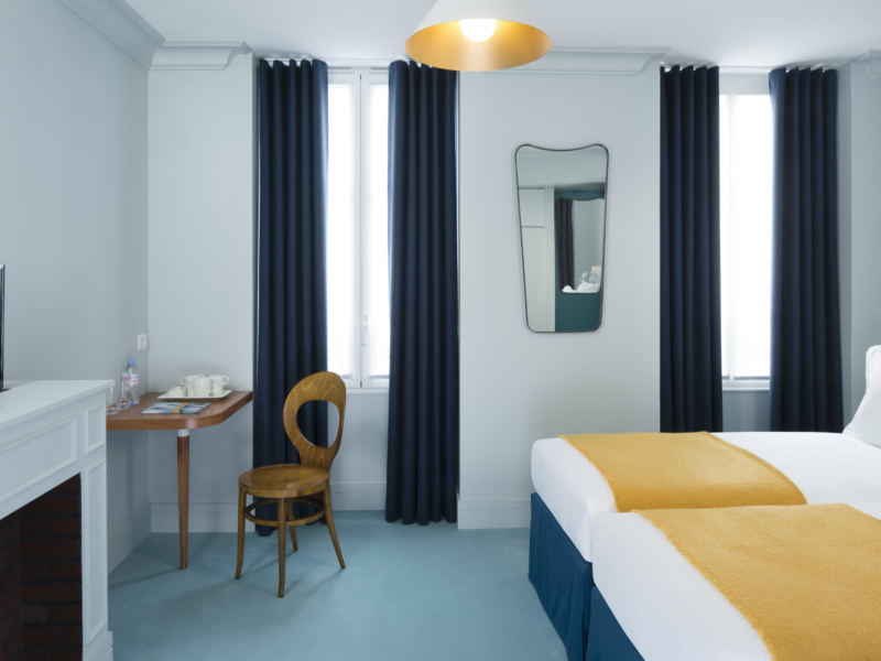 Céleste Hotel Boutique Hotel In Paris With Sauna And Jacuzzi